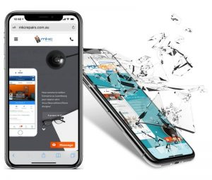 iphone cracked screen replacement mkc repairs melbourne
